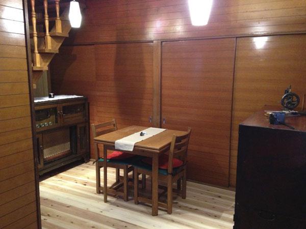 昭和40年代テイストの懐かしい昭和のおうちスタジオ+1