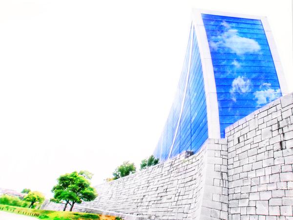 狭山池博物館 2012-04-25