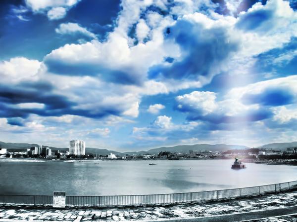 狭山池 2012-04-01