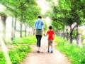 狭山池:親子 2012-07-14